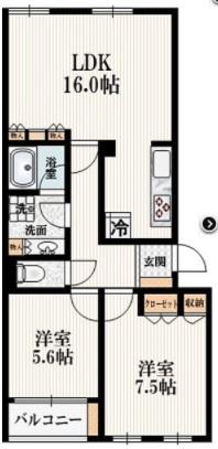 新宿のマンション「パティオ」